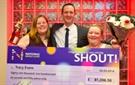 Town: Nantgarw Prize: £81,000