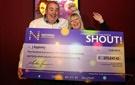 Town: Southend Prize: £275,000